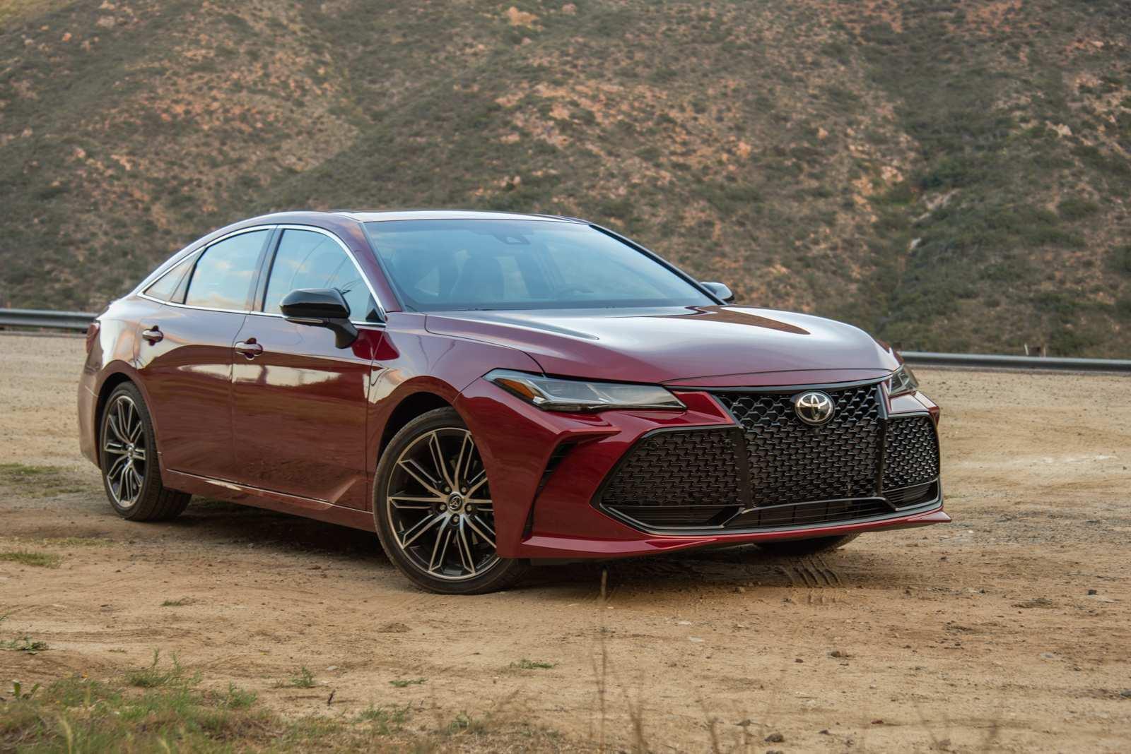 65 Great 2019 Toyota Avalon Specs by 2019 Toyota Avalon