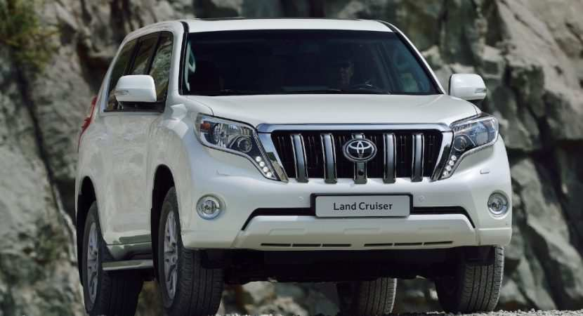 65 Great 2019 Toyota Land Cruiser Redesign Release Date by 2019 Toyota Land Cruiser Redesign