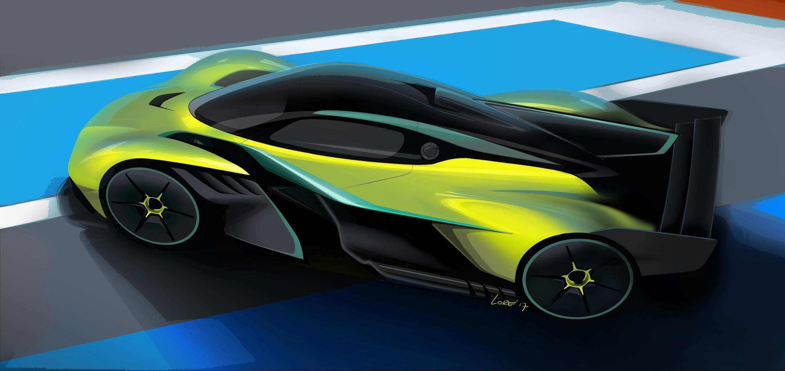 65 Great 2020 Aston Martin Valkyrie Exterior and Interior for 2020 Aston Martin Valkyrie