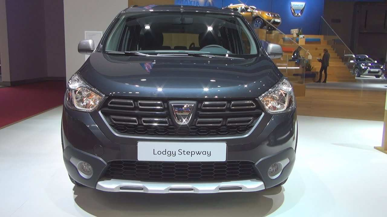 65 Great Dacia Dokker 2019 Exterior by Dacia Dokker 2019