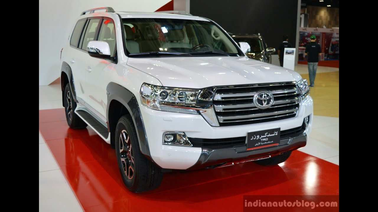 65 Great Toyota Land Cruiser 2020 Price and Review with Toyota Land Cruiser 2020