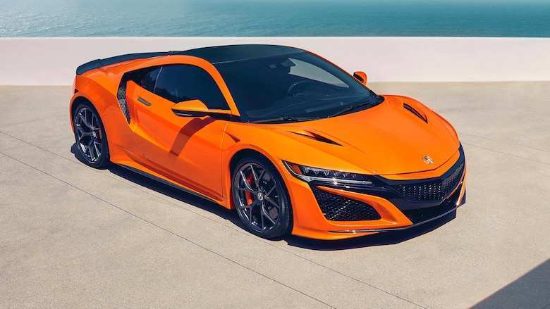 65 New 2019 Acura Nsx Horsepower Overview for 2019 Acura Nsx Horsepower