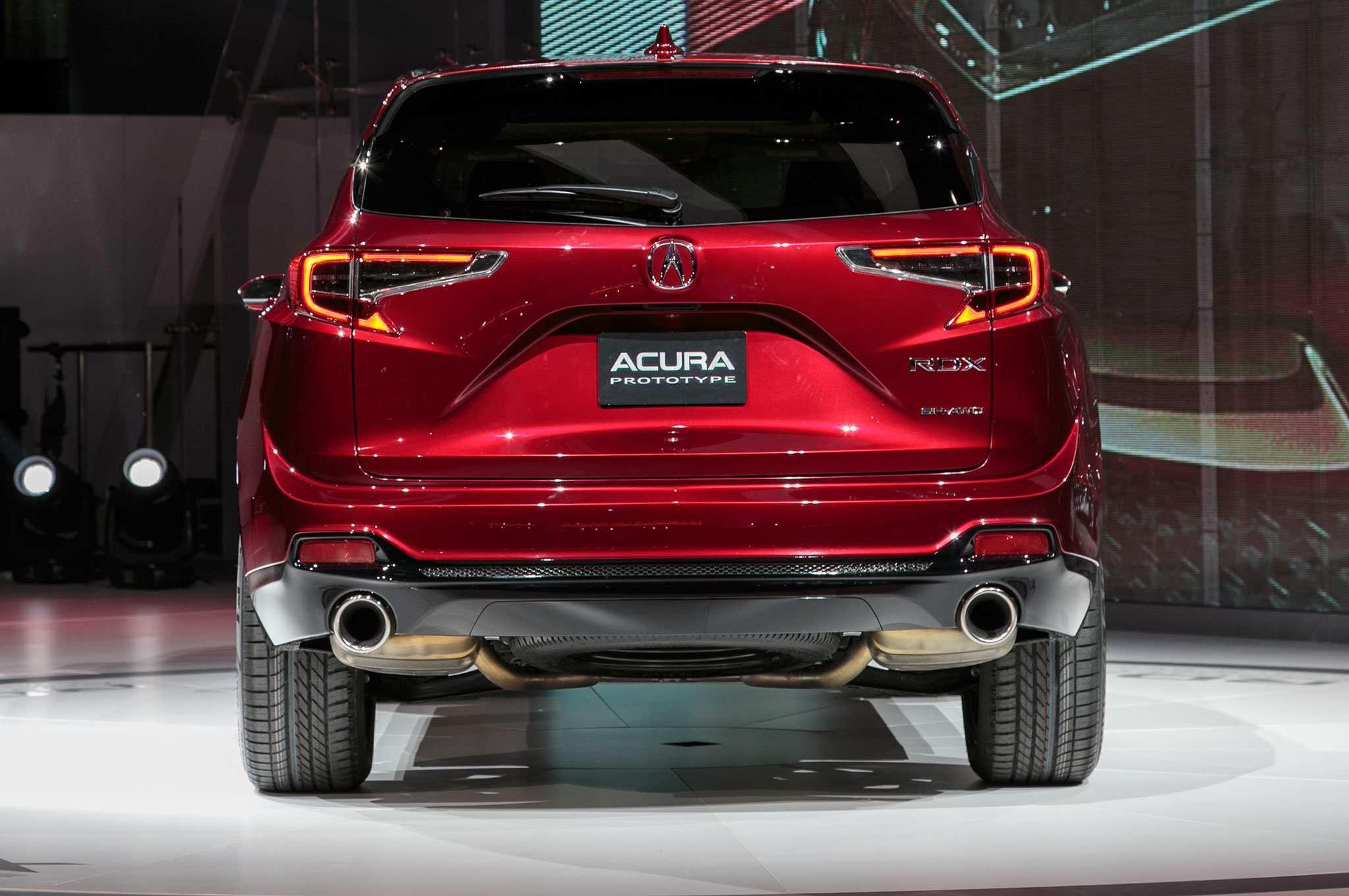 65 New 2019 Acura Rdx Prototype History for 2019 Acura Rdx Prototype