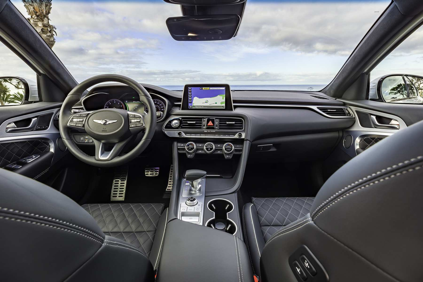 65 New 2019 Genesis G70 Specs Reviews with 2019 Genesis G70 Specs