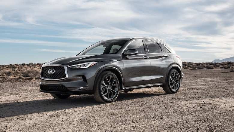 65 New 2019 Infiniti Crossover Style for 2019 Infiniti Crossover