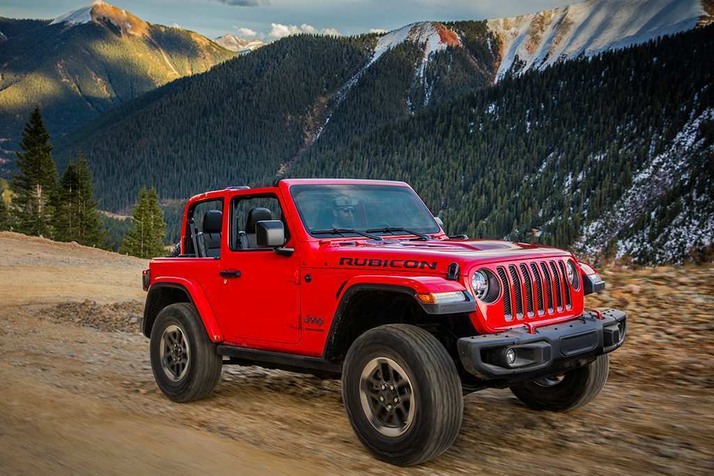 65 New 2019 Jeep Jl Release Date for 2019 Jeep Jl