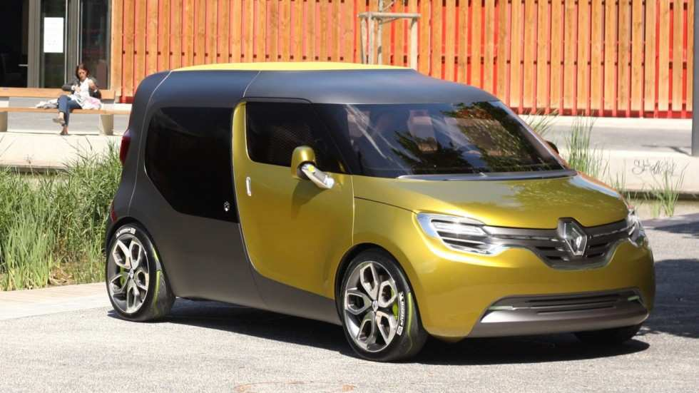 65 New 2019 Renault Kangoo Release for 2019 Renault Kangoo