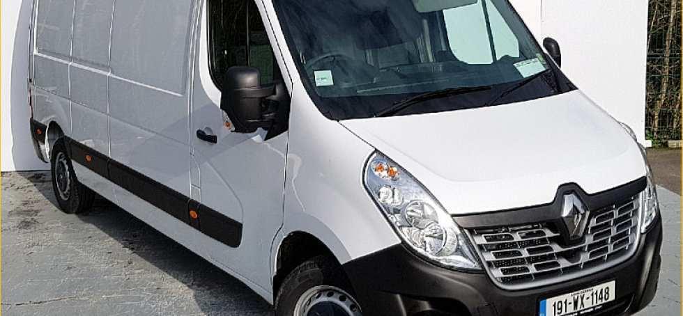 65 New 2019 Renault Master Images with 2019 Renault Master