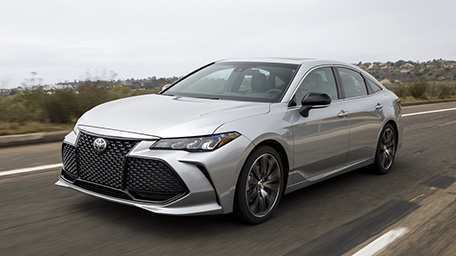 65 New 2019 Toyota Avalon Xse Release by 2019 Toyota Avalon Xse