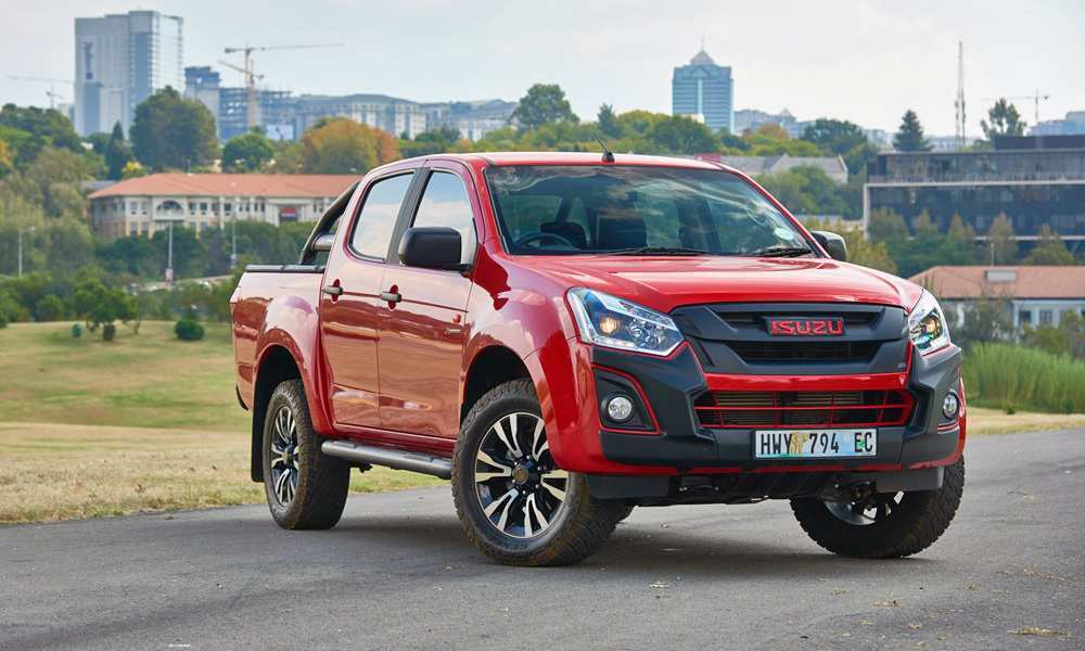 65 New 2020 Isuzu Kb Release Date by 2020 Isuzu Kb