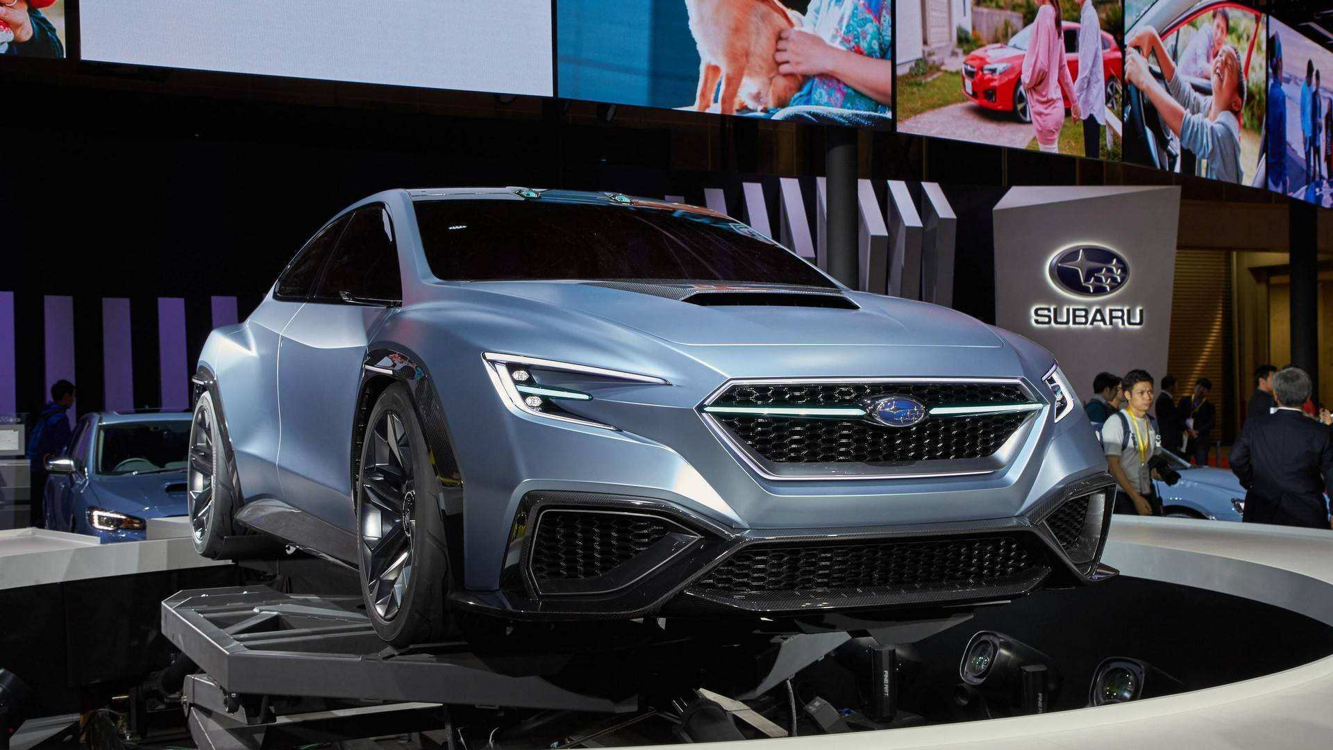 65 New 2020 Subaru Sti Rumors Pictures by 2020 Subaru Sti Rumors