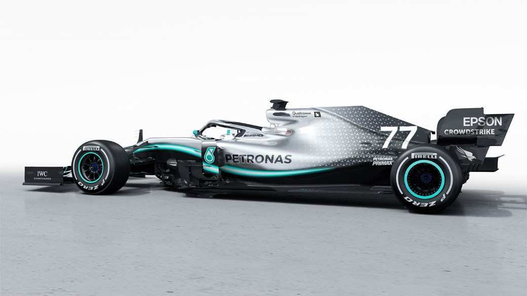 65 New Jaguar F1 2019 Exterior with Jaguar F1 2019