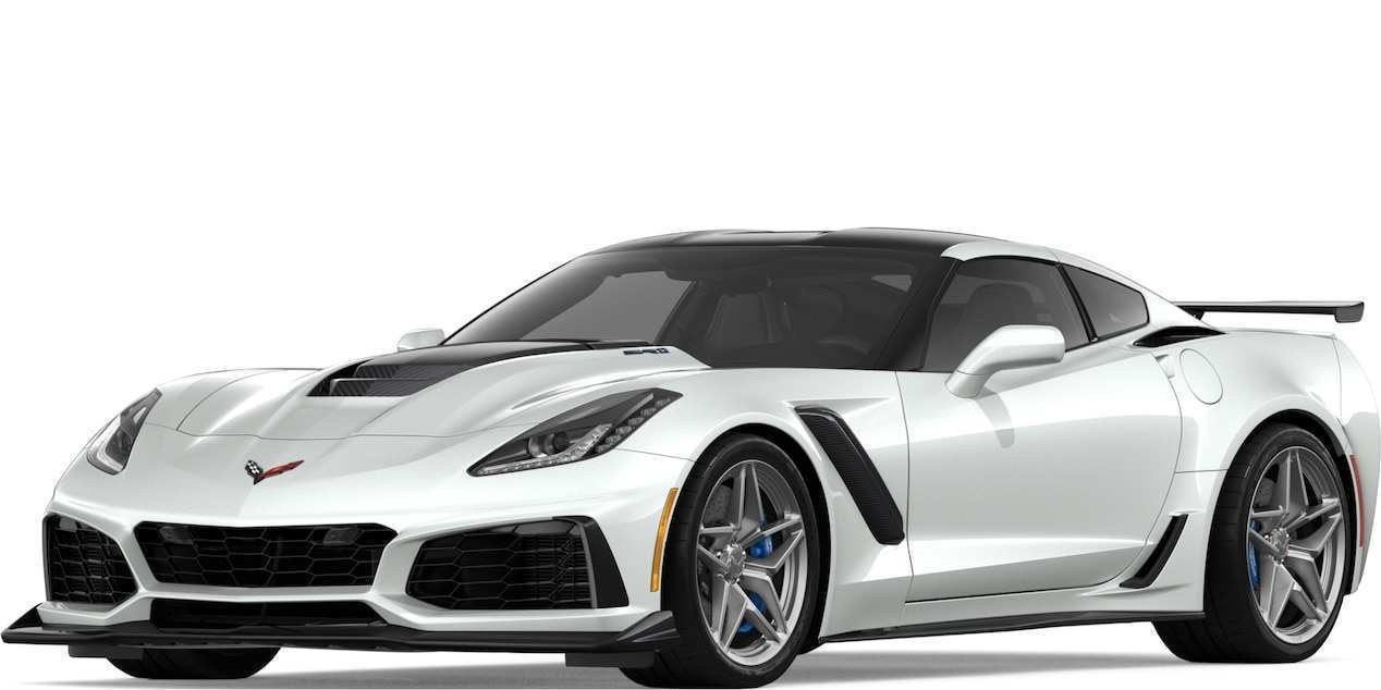65 The 2019 Chevrolet Zr1 Price Exterior and Interior by 2019 Chevrolet Zr1 Price