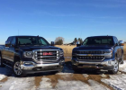 65 The 2019 Gmc Vs Silverado Spy Shoot by 2019 Gmc Vs Silverado