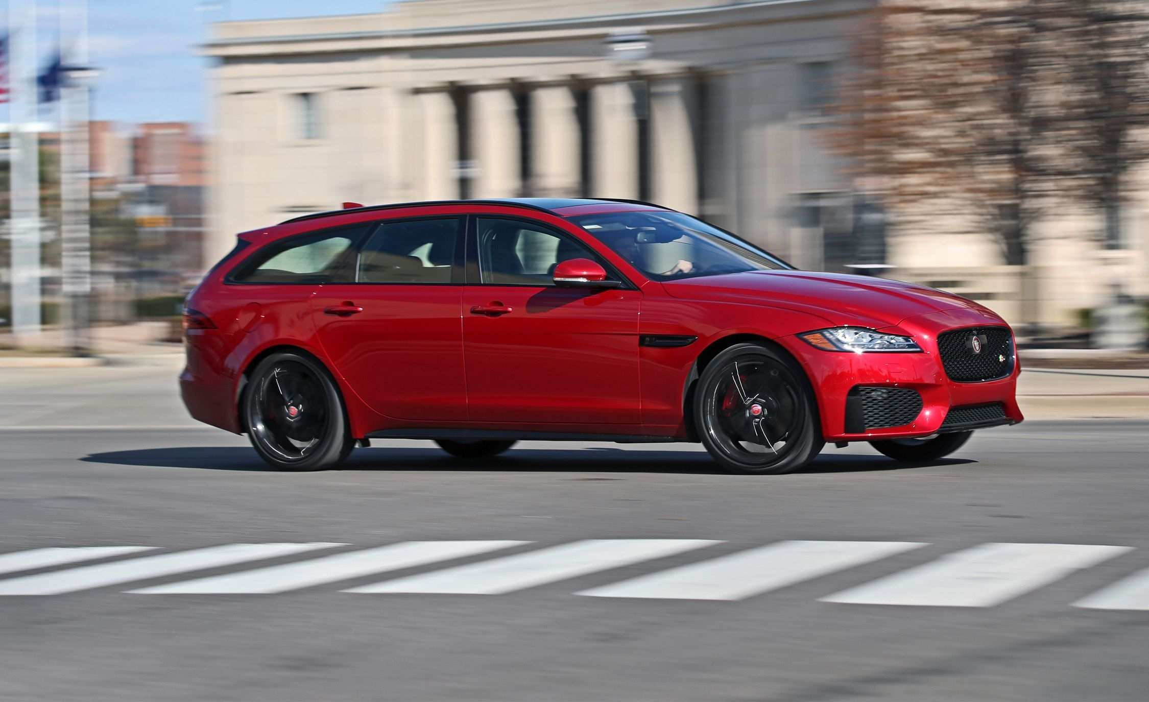 65 The 2019 Jaguar Wagon New Review for 2019 Jaguar Wagon