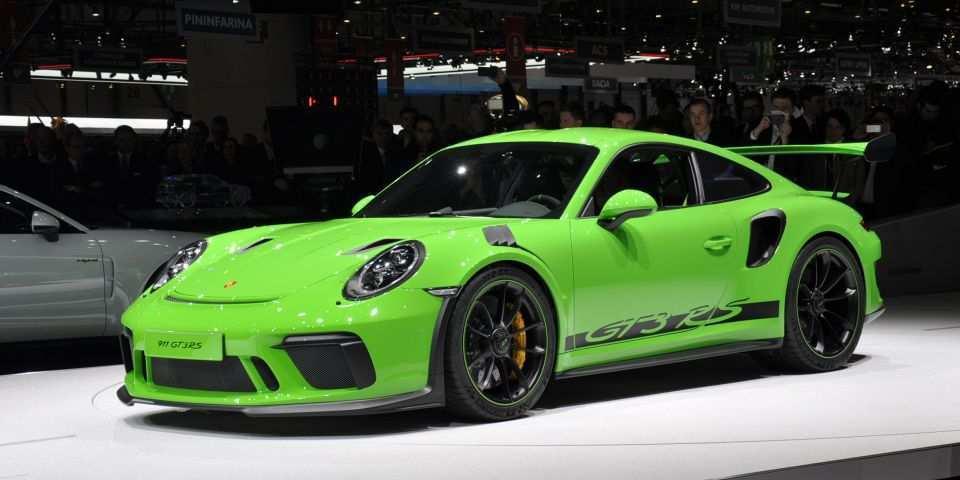 65 The 2019 Porsche 911 Gt3 Rs Configurations for 2019 Porsche 911 Gt3 Rs