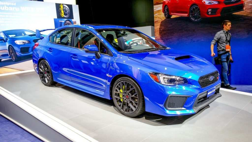 65 The 2019 Subaru Wrx Sti Review Model for 2019 Subaru Wrx Sti Review