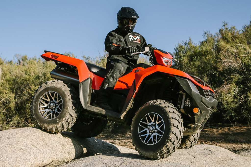 65 The 2019 Suzuki King Quad Redesign and Concept for 2019 Suzuki King Quad