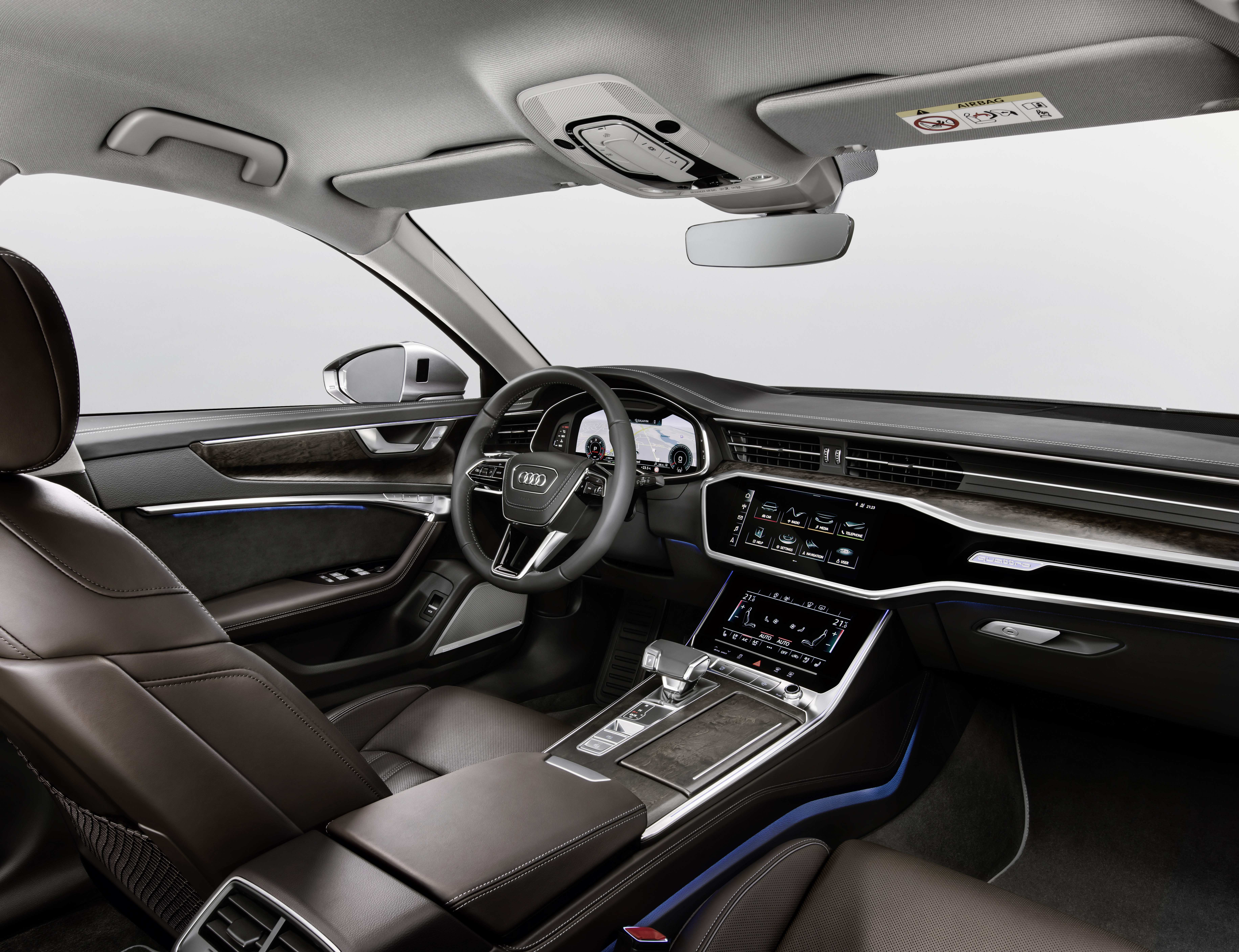66 All New 2019 Audi A6 Release Date Interior with 2019 Audi A6 Release Date