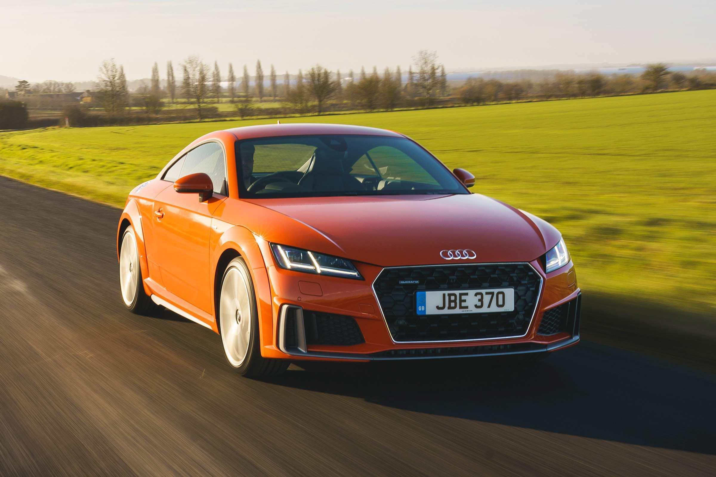 66 All New 2019 Audi Tt Release by 2019 Audi Tt