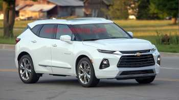 66 All New 2019 Chevrolet Blazer Release Date Exterior and Interior by 2019 Chevrolet Blazer Release Date