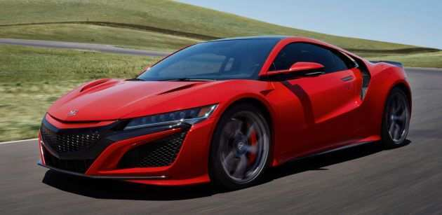 66 All New 2019 Honda Acura Performance and New Engine by 2019 Honda Acura