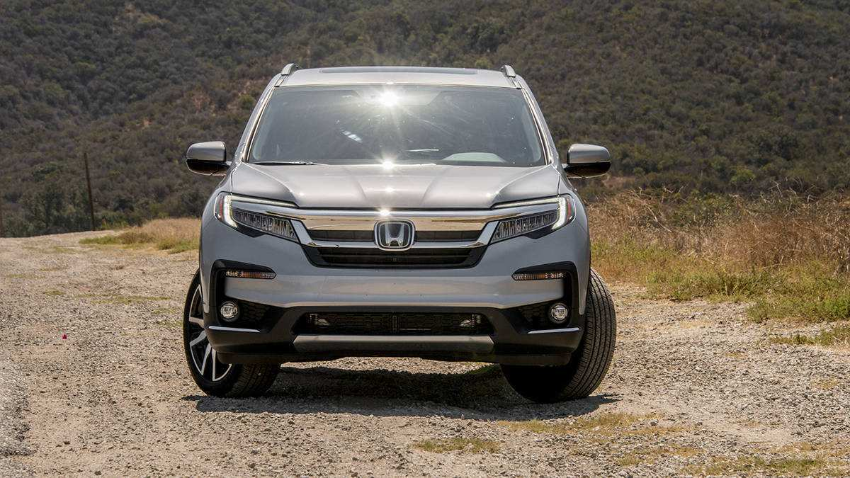 66 All New 2019 Honda Pilot Review Exterior and Interior for 2019 Honda Pilot Review