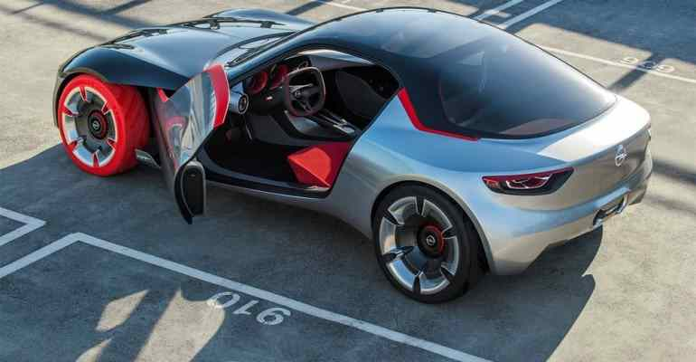 66 All New 2019 Opel Gt Price and Review with 2019 Opel Gt
