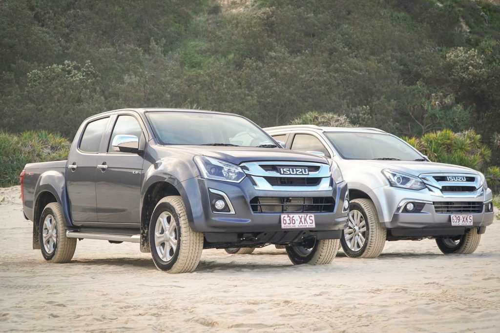 66 All New 2020 Isuzu Kb Redesign by 2020 Isuzu Kb