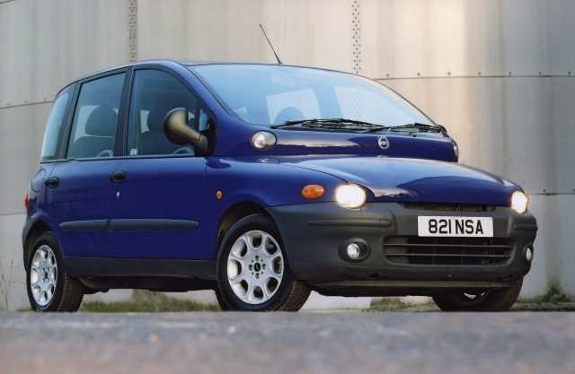 66 All New Fiat Multipla 2020 Rumors with Fiat Multipla 2020