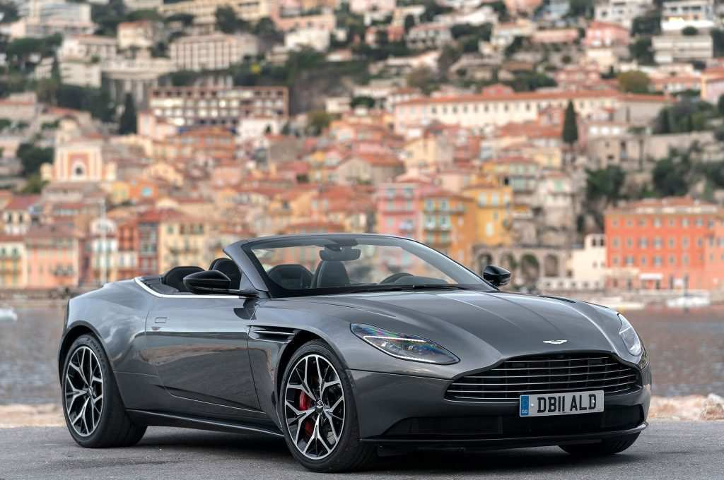 66 Best Review 2019 Aston Martin Db9 Review with 2019 Aston Martin Db9