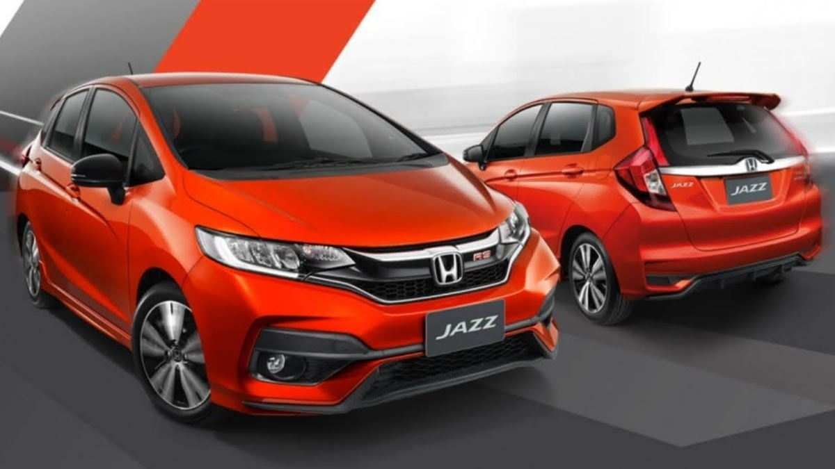 66 Best Review 2019 Honda Jazz Spy Shoot by 2019 Honda Jazz