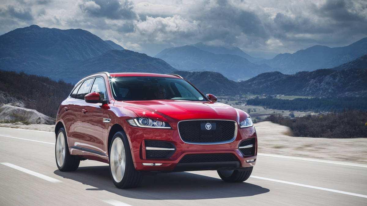 66 Best Review 2019 Jaguar Pace Exterior and Interior by 2019 Jaguar Pace