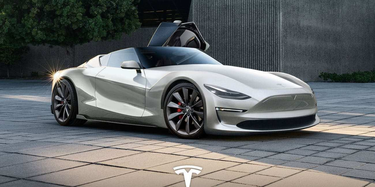 66 Best Review 2019 Tesla Roadster P100D Spesification for 2019 Tesla Roadster P100D