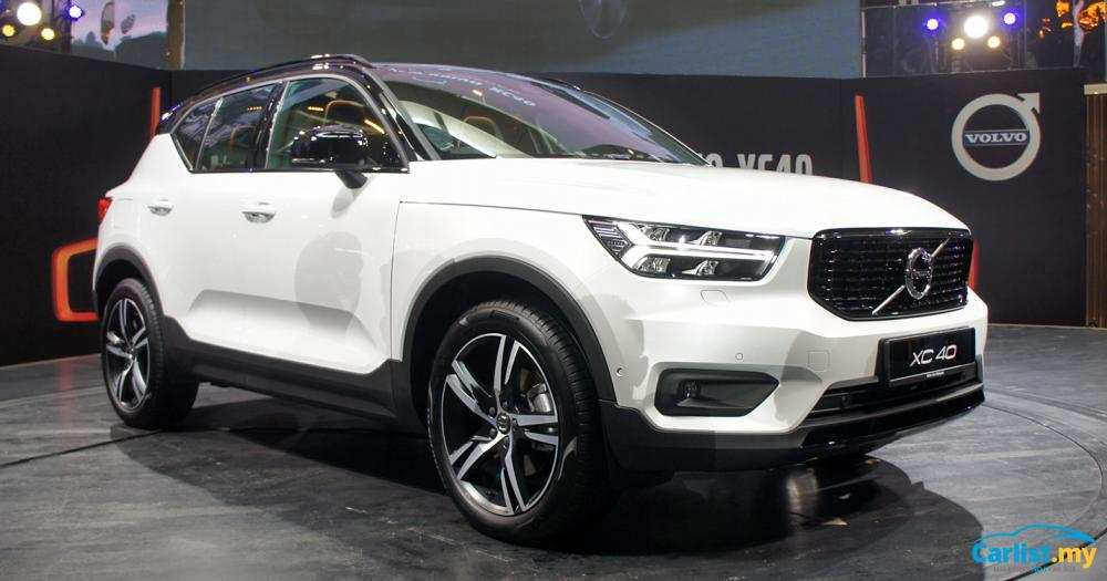 66 Best Review 2019 Volvo Xc40 Price New Concept by 2019 Volvo Xc40 Price