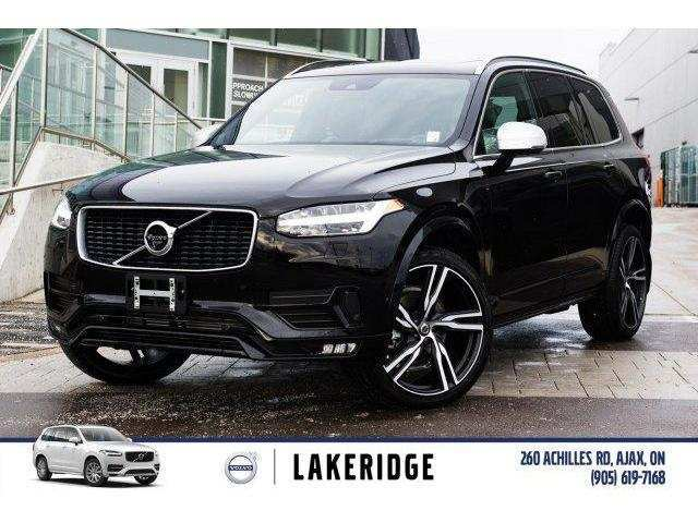 66 Best Review 2019 Volvo Xc90 Release Date Rumors by 2019 Volvo Xc90 Release Date