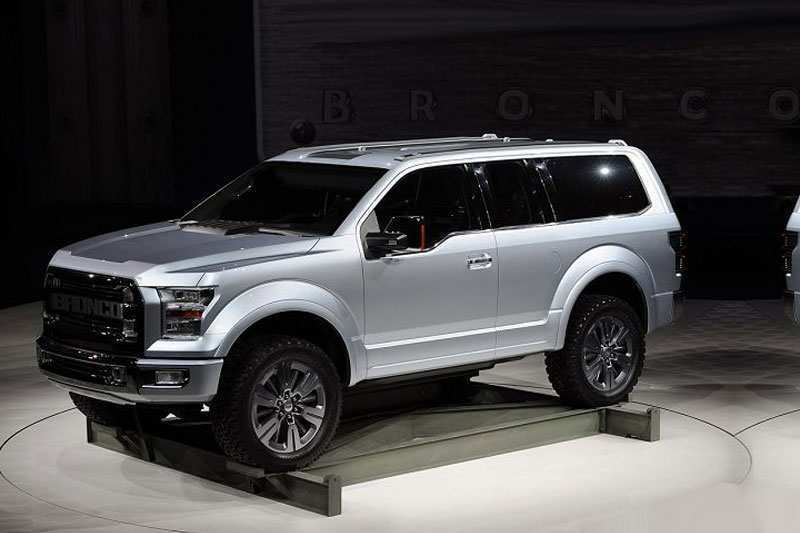 66 Best Review 2020 Ford Bronco Official Pictures Style by 2020 Ford Bronco Official Pictures