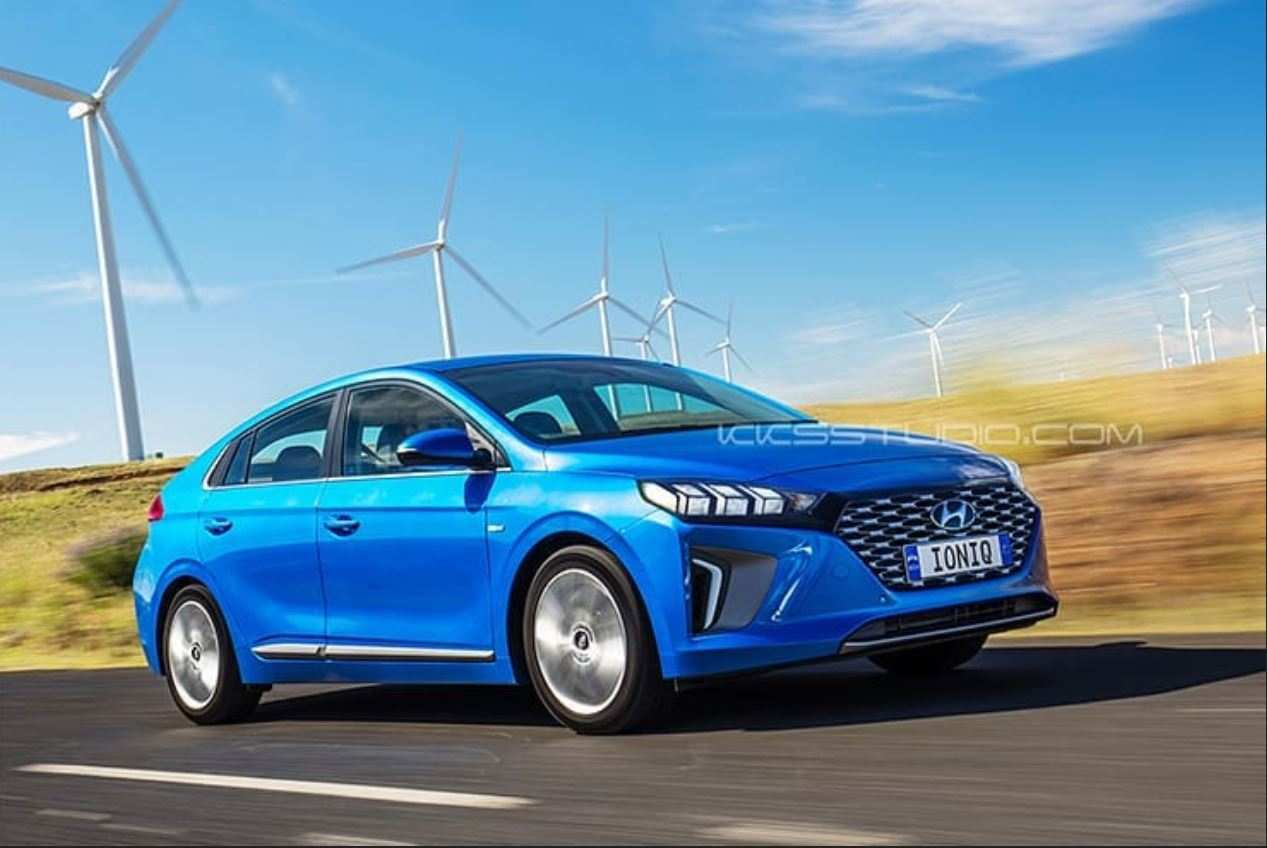 66 Best Review 2020 Hyundai Ioniq Price by 2020 Hyundai Ioniq