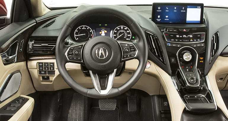 66 Concept of 2019 Acura Rdx Engine Release Date with 2019 Acura Rdx Engine