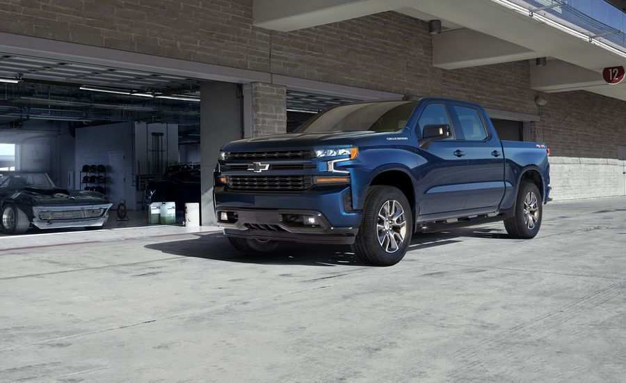 66 Concept of 2019 Chevrolet 1500 Pricing for 2019 Chevrolet 1500