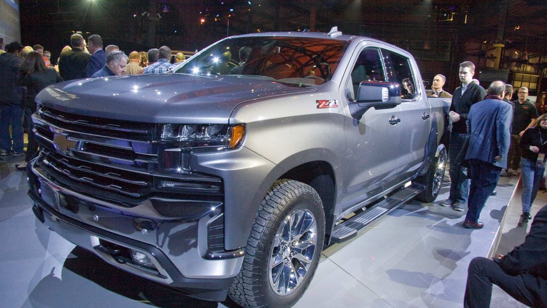 66 Concept of 2019 Chevrolet Pickup First Drive with 2019 Chevrolet Pickup