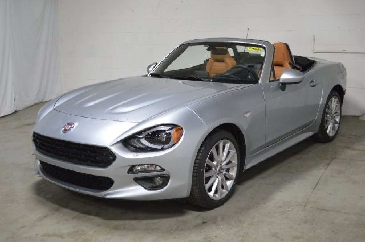 66 Concept of 2019 Fiat 124 Spider Lusso Release Date by 2019 Fiat 124 Spider Lusso