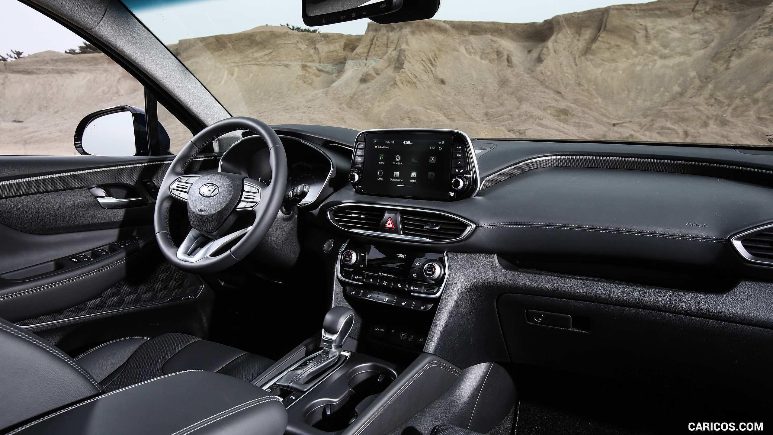 66 Concept of 2019 Hyundai Santa Fe Interior Model by 2019 Hyundai Santa Fe Interior