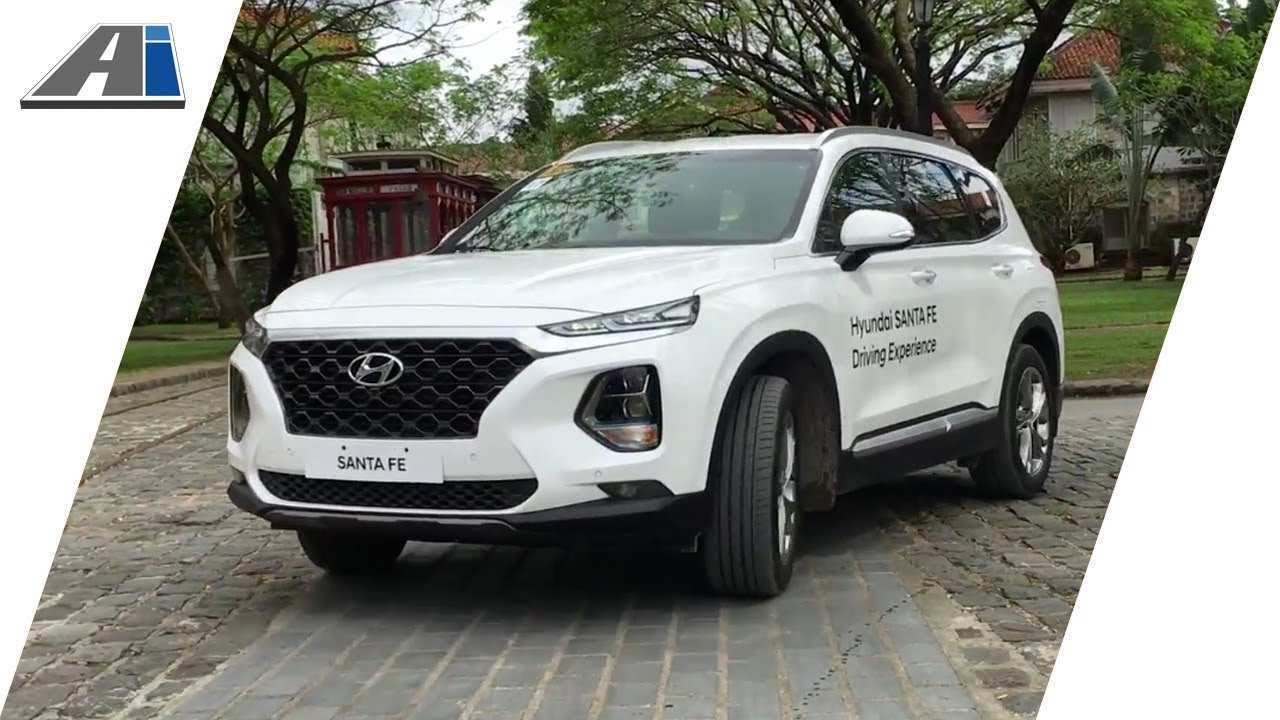 66 Concept of 2019 Hyundai Santa Fe Launch Exterior for 2019 Hyundai Santa Fe Launch