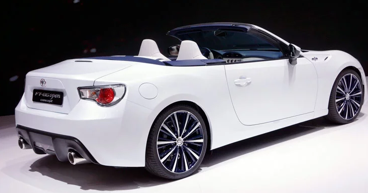66 Concept of 2019 Toyota Gt86 Convertible Performance with 2019 Toyota Gt86 Convertible