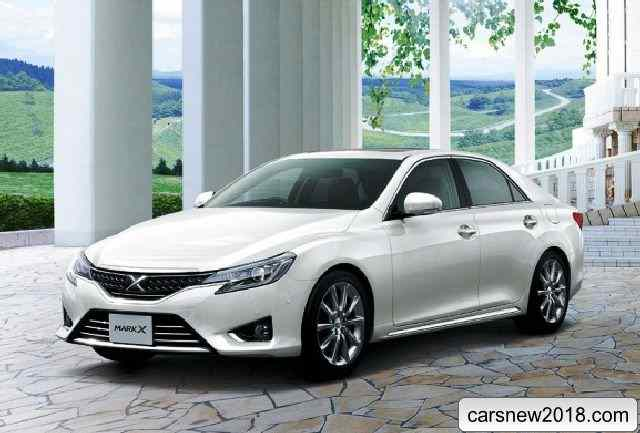 66 Concept of 2019 Toyota Mark X Price and Review by 2019 Toyota Mark X