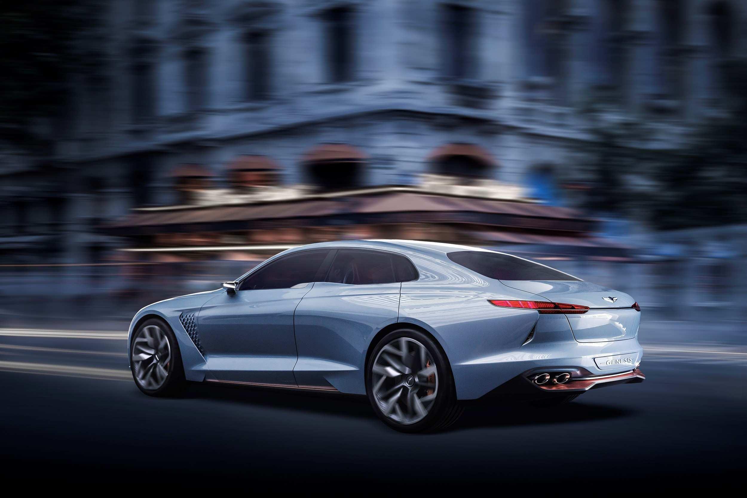 66 Concept of Genesis Car 2020 Exterior for Genesis Car 2020