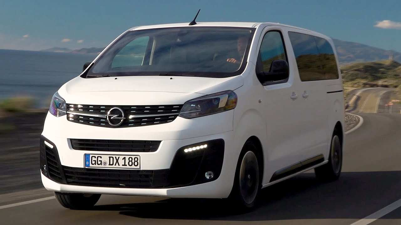 66 Concept of Opel Zafira 2019 Picture for Opel Zafira 2019