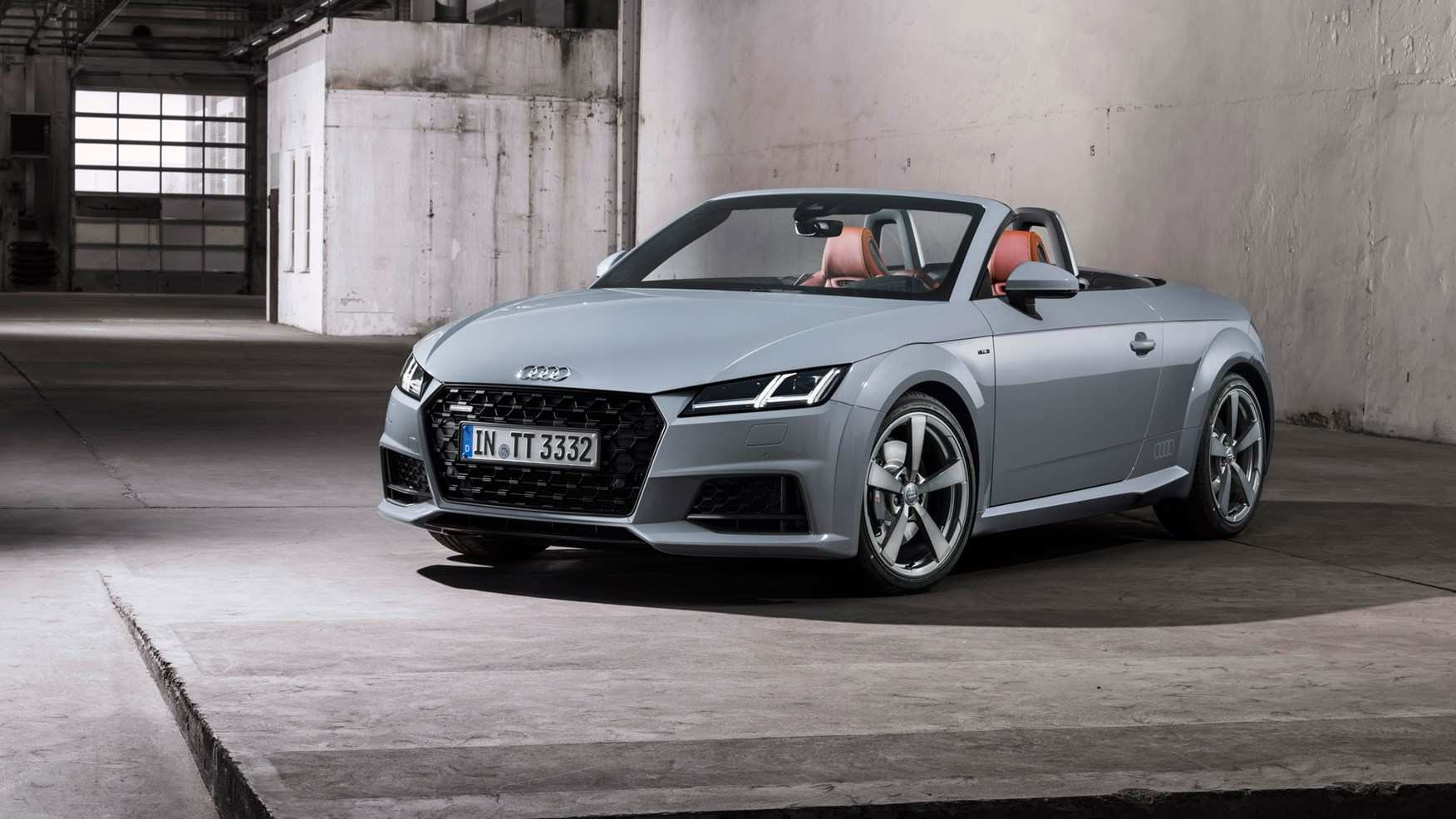 66 Gallery of 2019 Audi Tt Concept with 2019 Audi Tt