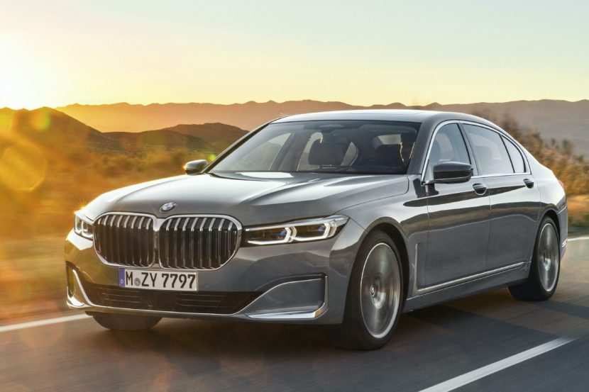 66 Gallery of 2019 Bmw 7 Series Lci Model for 2019 Bmw 7 Series Lci